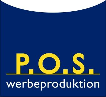 POS Werbeproduktion GmbH & Co.KG Logo