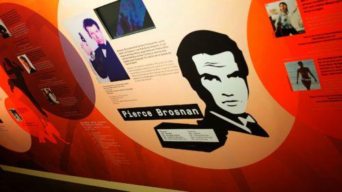 Spionage Museum Berlin - drucken, plotten, kaschieren